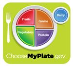 Select here to redirect to ChooseMyPlate.gov.