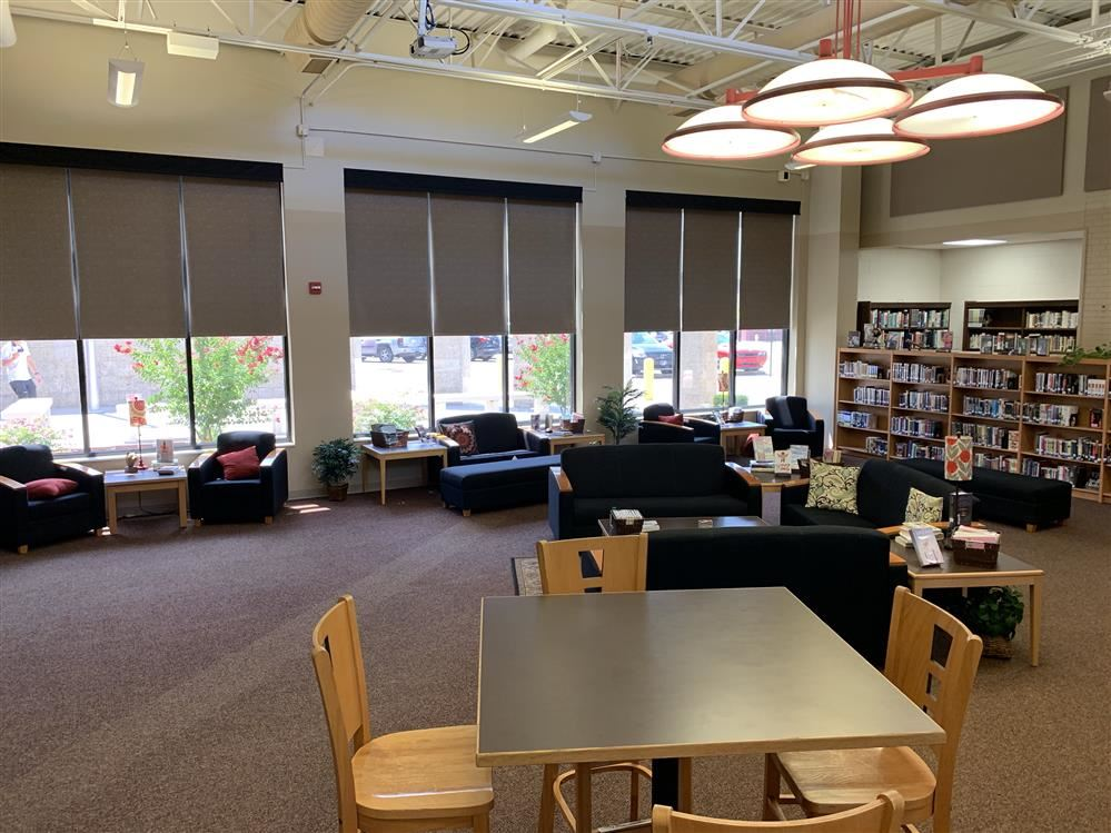 Library / Welcome