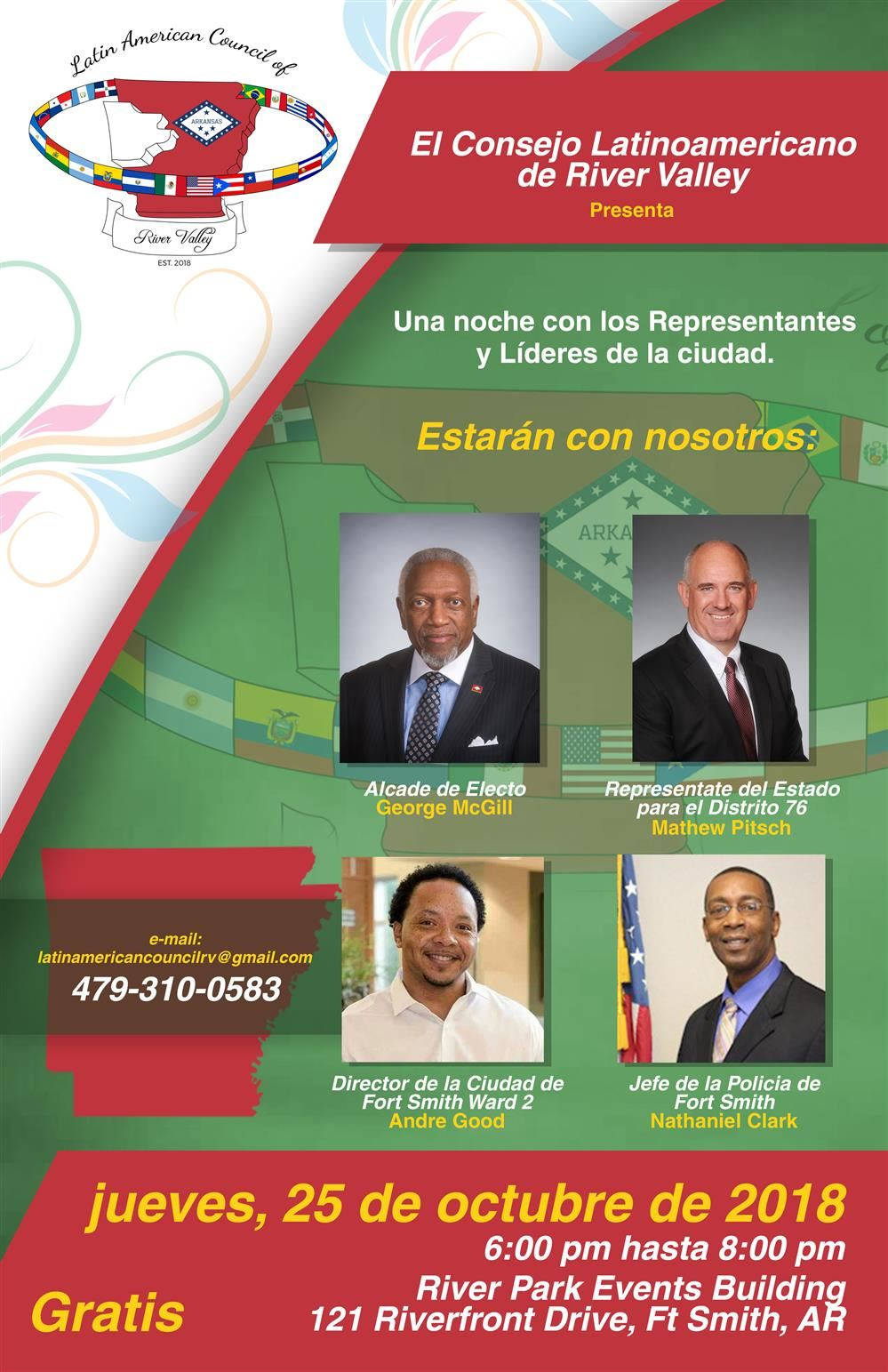 Latin American Council Town Hall