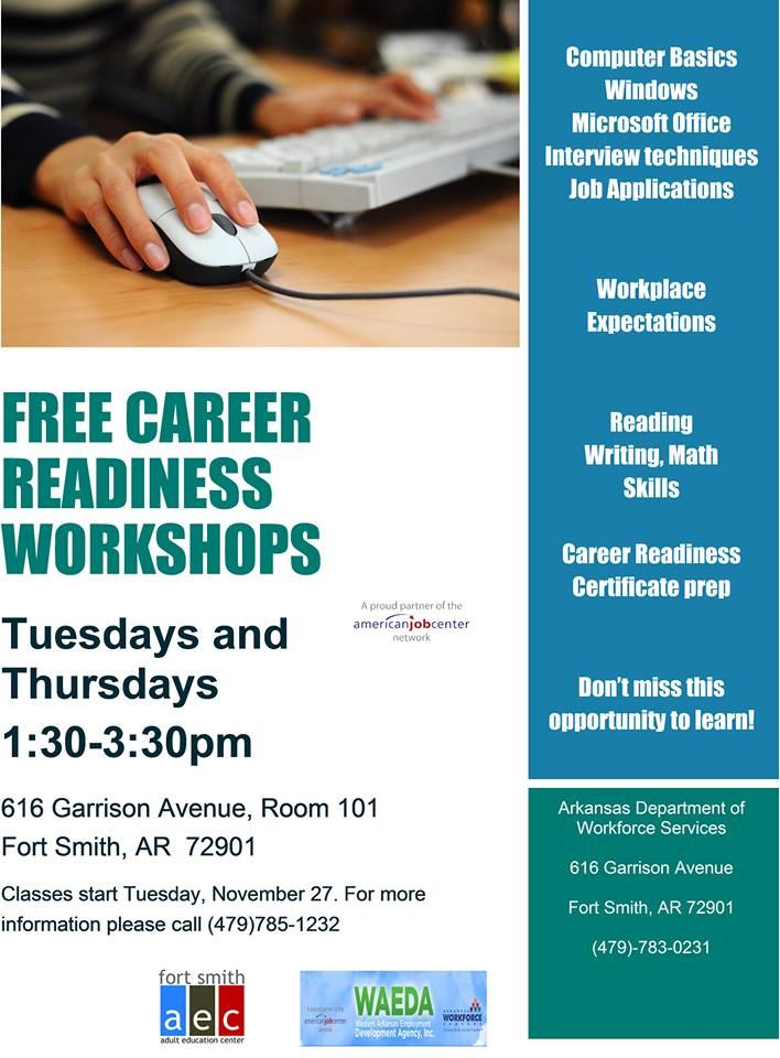 Career Classes at DWS
