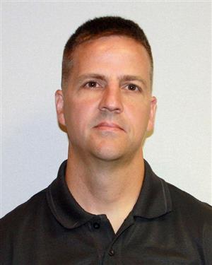 Lt. Col. Jason Meharg