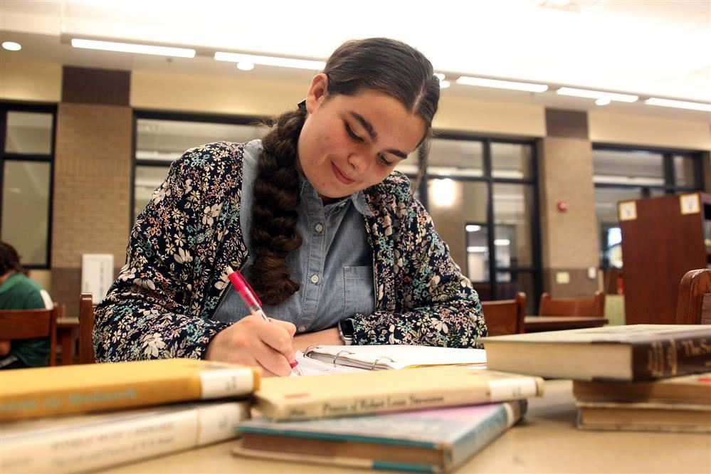 Chaffin Student Wins 1st Place in High School Writing Competition