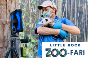 Scholarships Available for Little Rock Zoo-fari Virtual Spring Break Camp