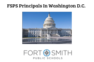Arkansas Principals Discuss Education With Office of Congress in Washington D.C.