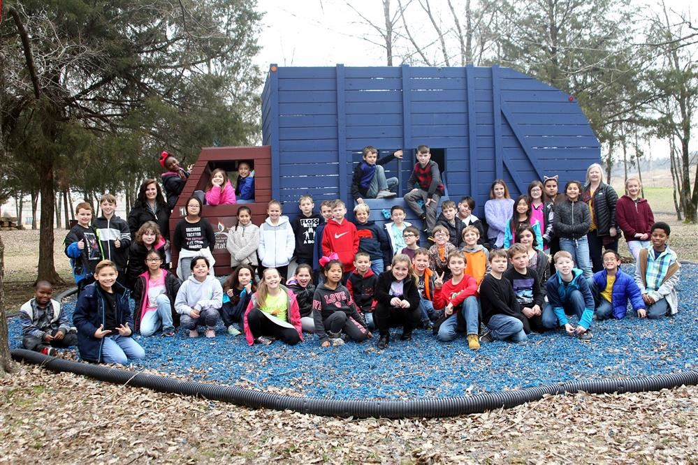 Rheem Manufacturing inspires Orr Elementary