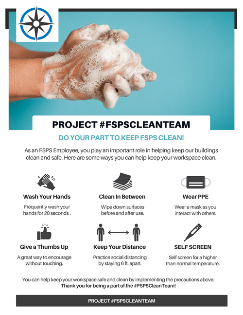 View Project Clean Team Flyer