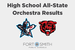 Northside and Southside All-State Orchestra Results