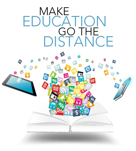 Make Education Go The Distance