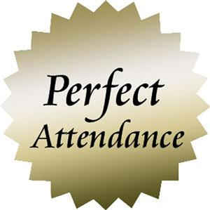 Click to view the Perfect Attendance.